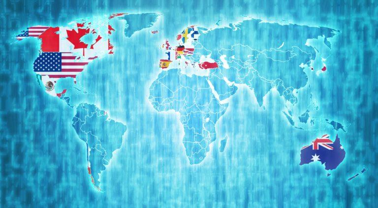 北米、オセアニアの業務について